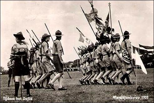 Wereldjamboree 1937