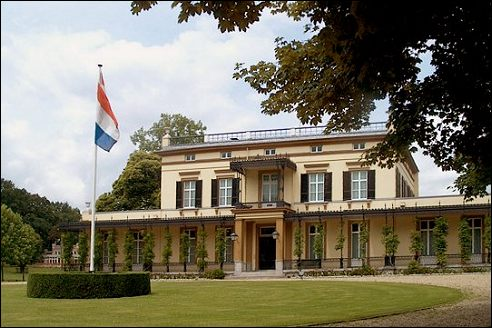 Woning commandant van Bronbeek