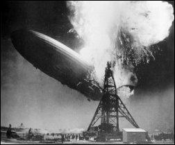 Zeppelinramp in Lakehurst
