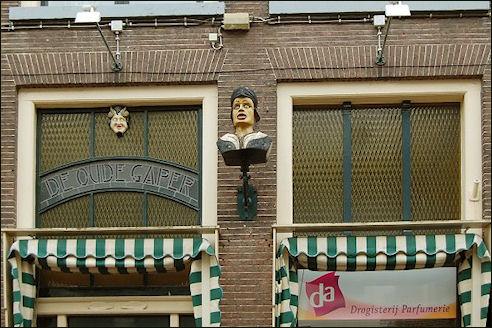 Gaper in Zutphen