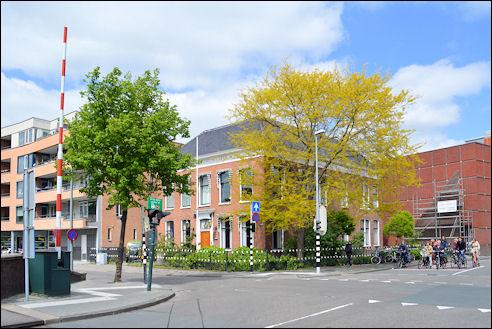 Loge van Vrijmetselaren in Groningen