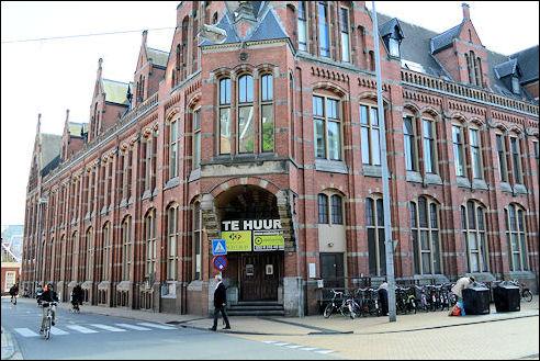 Postkantoor Groningen