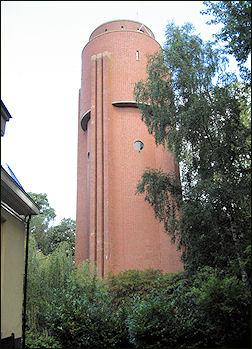 Watertoren Stadskanaal (Foto: Ben Hendriks, 2012)