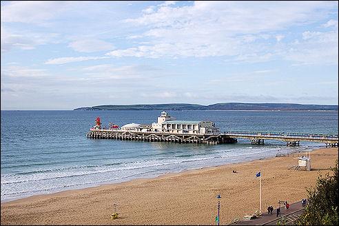 Bournemouth strand