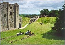 Wallen Castle Rising