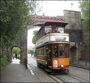Crich Tramway Village
