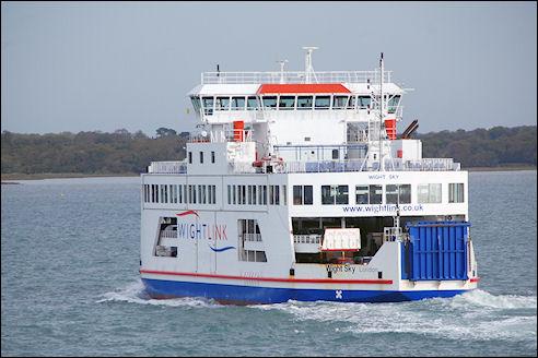 Isle of Wight Veerboot