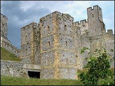 Poort kasteel Arundel