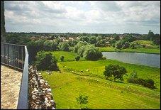 Uitzicht Framlingham