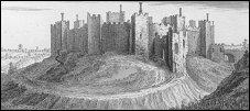 Framlingham in 1740