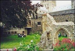 Norwich oude abdij