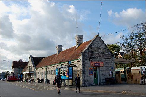 Station Swanage