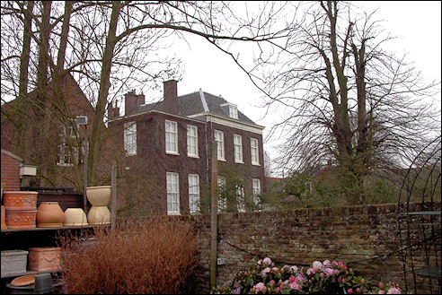 Baljuwhuis in Wassenaar