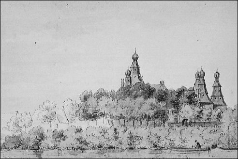 Kasteel Batenburg