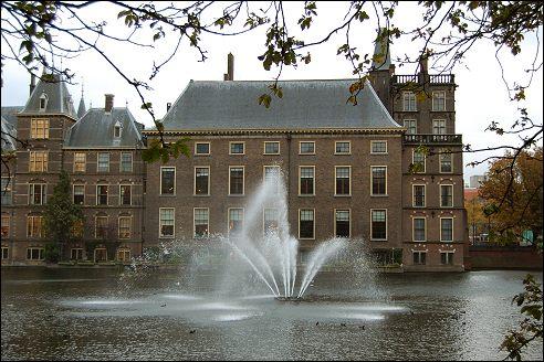 Binnenhof Den Haag