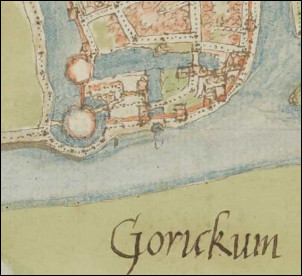 De Blauwe Toren in Gorinchem