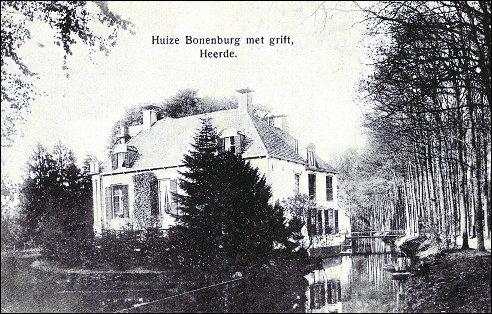 Bonenburg in Heerde