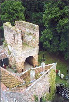 De ruïne van Brederode