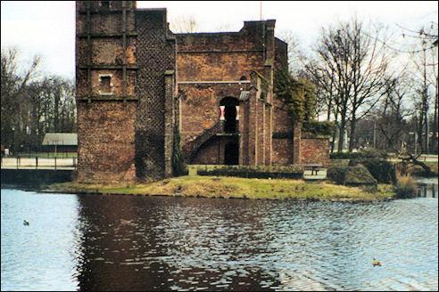 Groot of Nieuw kasteel te Deurne