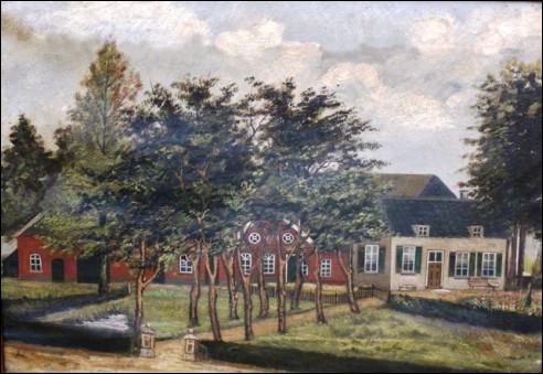 Huis Dijck te Oud-Dijk