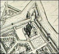 Kasteel van Grave, plattegrond
