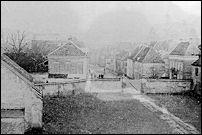 Kasteel van Grave, 1895 kasteelmuur