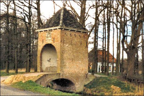 Het poortje van Groenestein