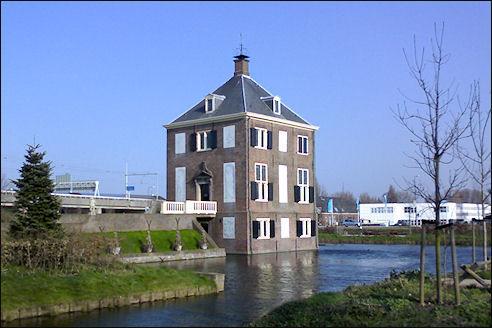 Huis Hofwijck te Voorburg