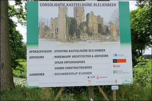 Restauratie Bleijenbeek