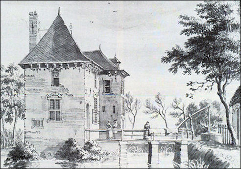 De 's-Hertogentoren te Groeningen