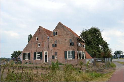 Huis Hamerden in Westervoort