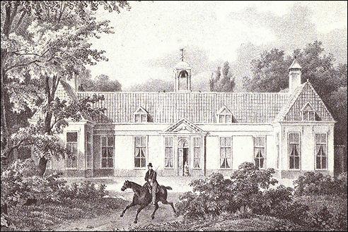 Catshuis of Zorgvliet