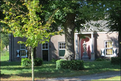 Het huis te Manpad