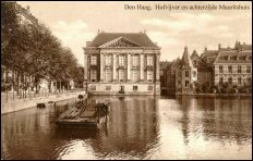 Mauritshuis in 1931