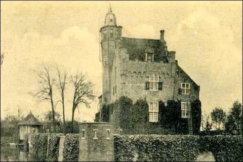 Kasteel Moermond in 1920