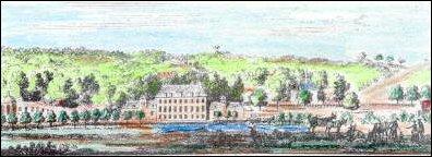 Ubbergen omstreeks 1730