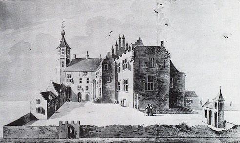 Slot Oostende in Goes