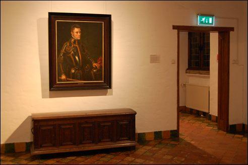 Prinsenhof in Delft