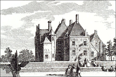 Kasteel De Raephorst te Wassenaar