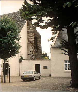 Stevensweert Torenrest Foto Ben Hendriks