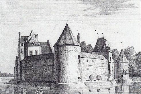 Kasteel De Swanenburg