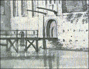 detail tekening Cornelis Pronk