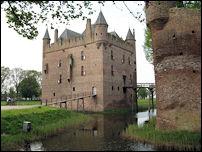 Kasteel de Doornenburg in Doornenburg
