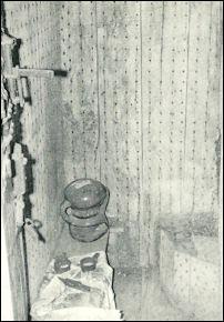 Gevangenis in donjon van kasteel Rosendael