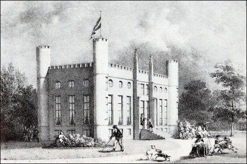 Koninklijk Paleis Tilburg