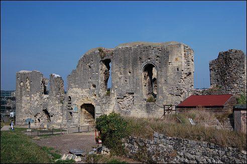 Kasteelruïne Valkenburg