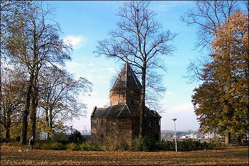 Het Valkhof in Nijmegen