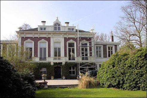 De Vroenhof in Warmond