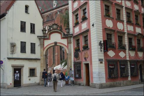 Sint-Elisabethker in Breslau
