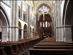 Kerkinterieur Munsterkerk in 2009 (foto: Ben Hendriks)